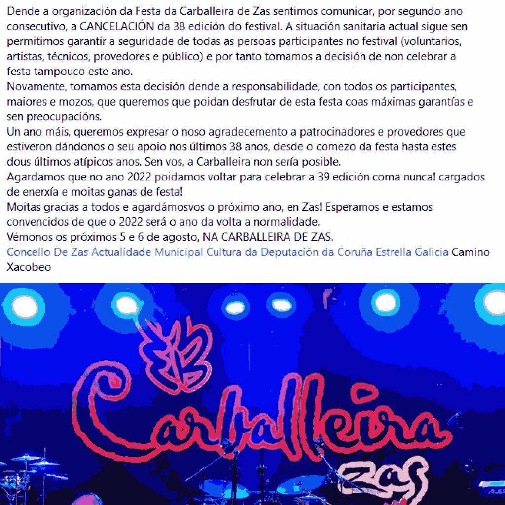 cancelacion-festa-carballeira-zas-2021