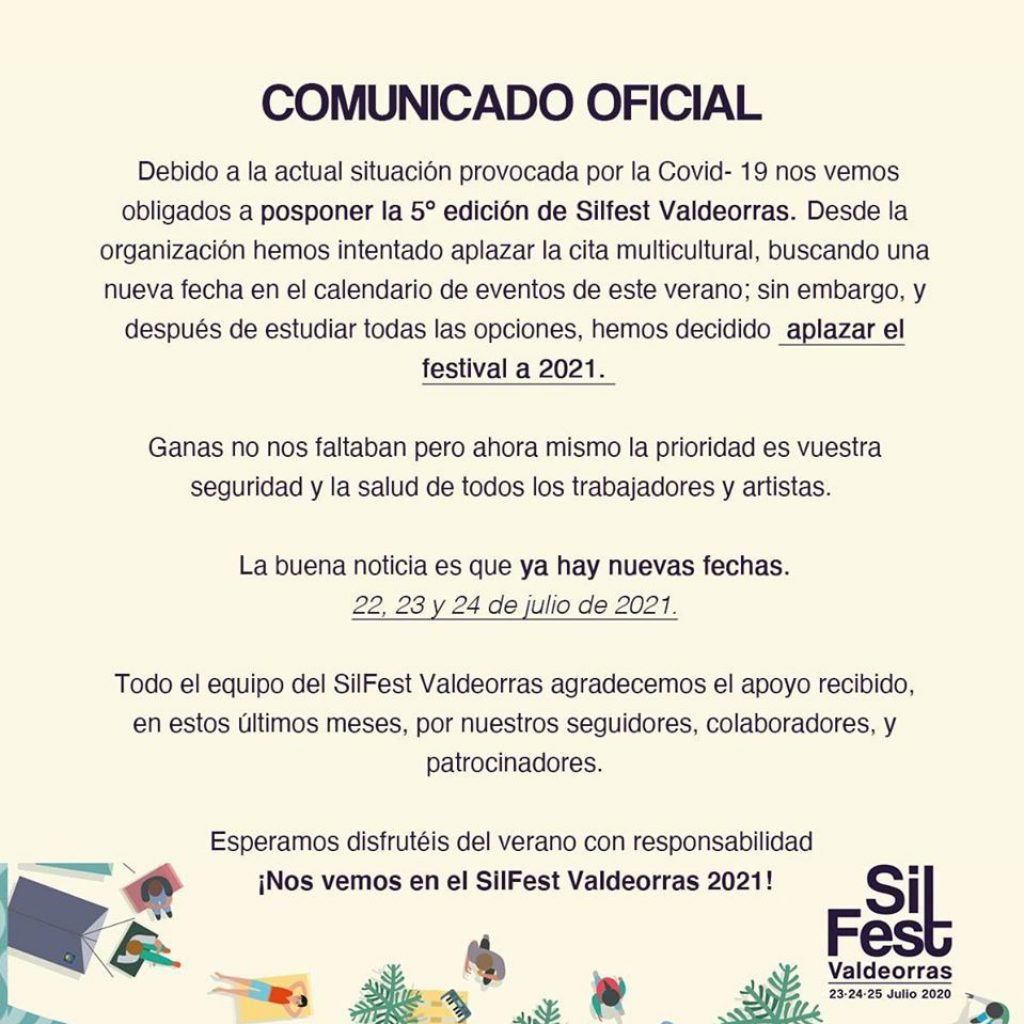 cancelacion-festival-silfest-2020