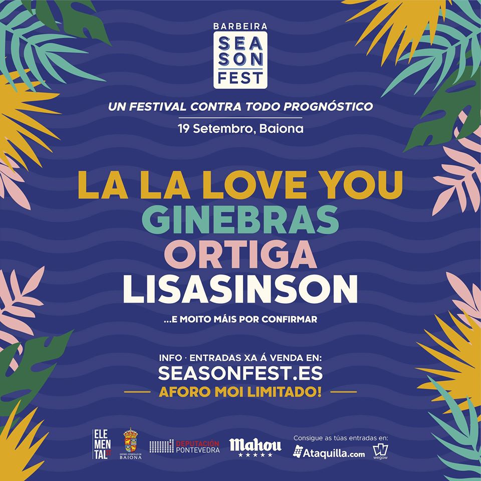 cartel Barbeira Sea Son Fest 2020