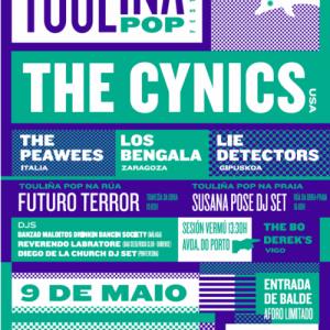 Cartel completo Touliña Pop 2020