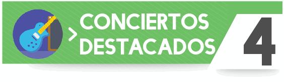 Mejores conciertos de Galicia