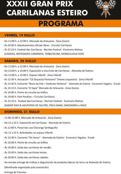 programa-gran-prix-carrilanas-esteiro-2019