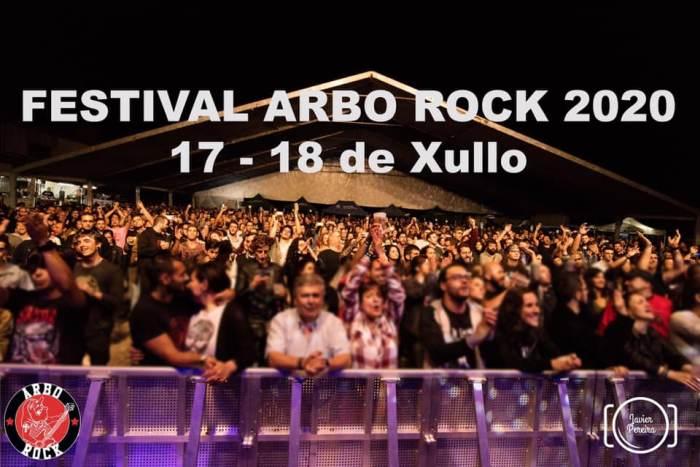 fechas festival arbo rock 2020