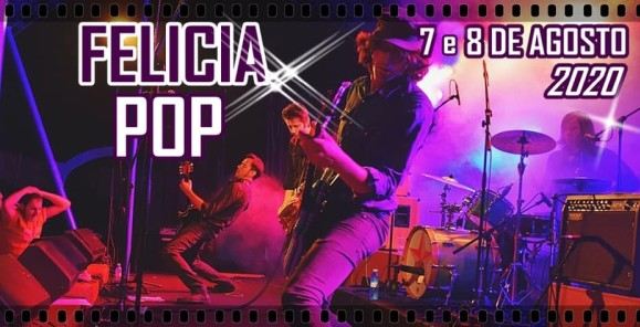 Fechas Felicia Pop 2020