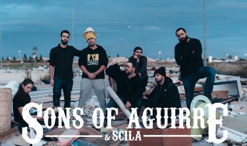Sons of Aguirre & Scila festvial Arborock 2020